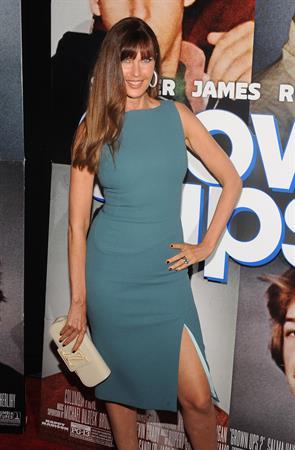 Carol Alt  Grown Ups 2  New York Premiere on July 10, 2013