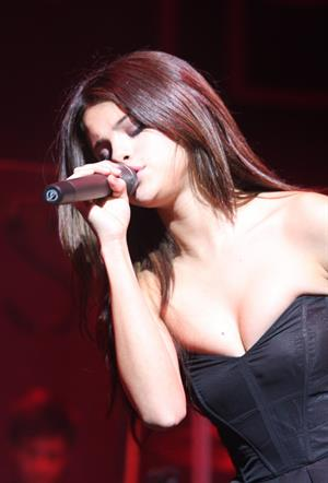 Selena Gomez concert at the PR Colosseum in Puerto Rico