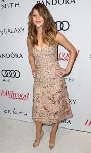 Jennifer Lawrence - Attends the 2013 The Hollywood Reporter Nominees at Spago in Beverly Hills (04.02.2013)