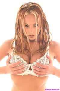 Stormy Daniels in lingerie