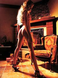 Amanda Braun in lingerie - ass
