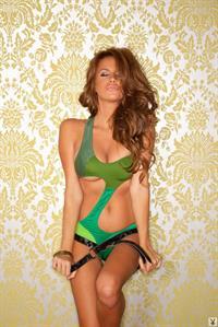 Sharae Spears in a bikini