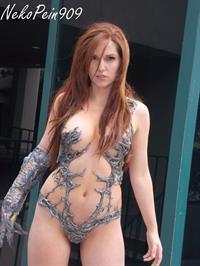 Eline Lykke  nackt