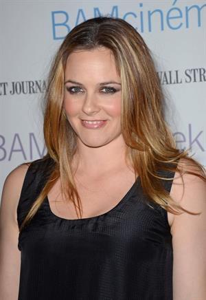 Alicia Silverstone preview screening of Vamps held at the Bam Cinema on April 7, 2012