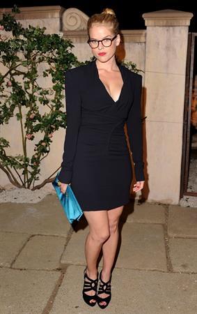Alice Eve attends MIU MIU presents Lucrecia Martel's 'Muta' on July 19, 2011 in Beverly Hills, California.