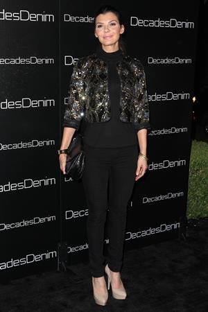 Ali Landry Decades of Denim launch party on November 2, 2010 in Los Angeles