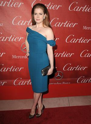 Amy Adams 22nd annual Palm Springs International Film Festival Awards Gala on January 8, 2011