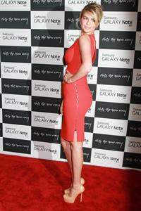 Kate Upton - Samsung Galaxy Note 10.1 Launch Event in New York - August 15, 2012