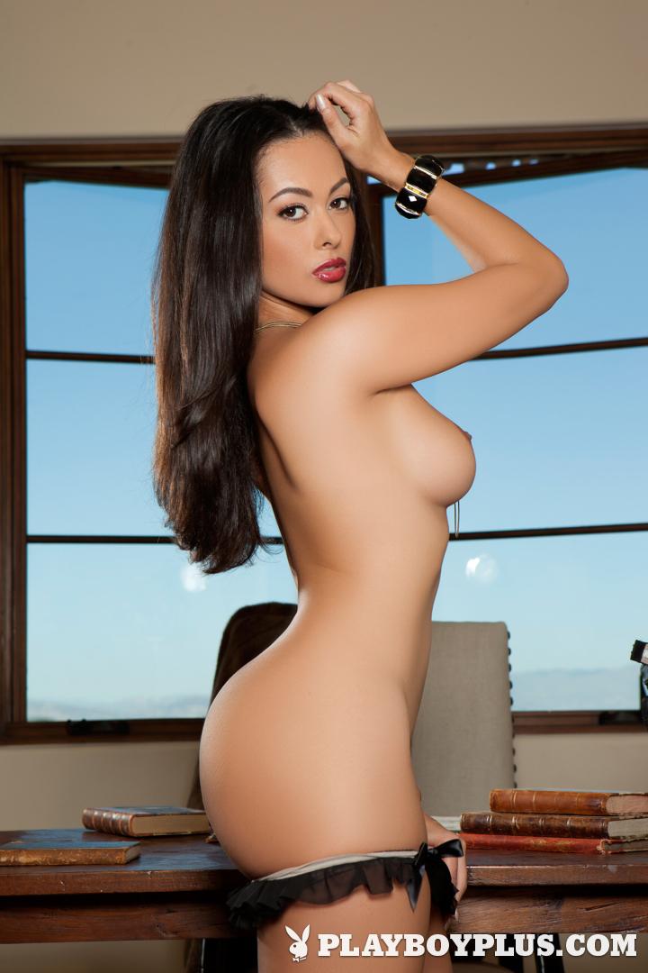 Playboy Cybergirl - Ashley Doris Nude Photos & Videos at Playboy Plus!