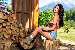 Playboy Cybergirl - Sara Kristina Nude Photos & Videos at Playboy Plus!