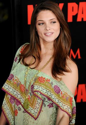 Ashley Greene attending the Max Payne Los Angeles Premiere