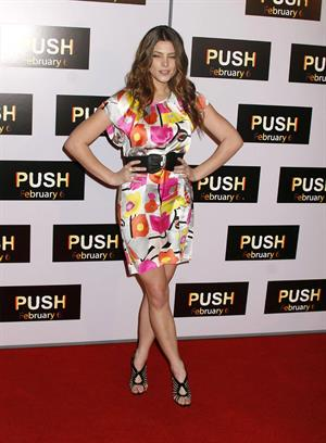 Ashley Greene at the Los Angeles premiere of Push at the Mann Village Theater
