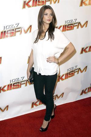 Ashley Greene KIIS FM's Wango Tango 2010 on May 15, 2010 in Los Angeles
