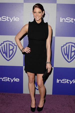 Ashley Greene 11th annual Warner Brothers and Instyle Golden Globe after party in Beverly Hills