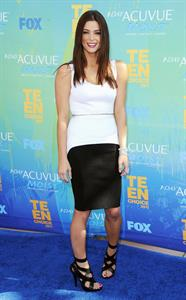 Ashley Greene 2011 Teen Choice Awards on August 7, 2011