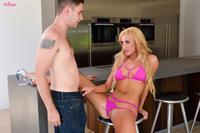 Quick Visit.. featuring Addison Ryder   Twistys.com