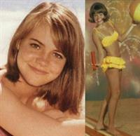 Sally Field in a bikini