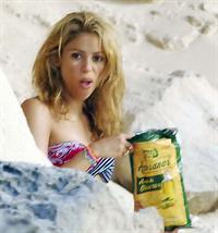 Shakira in a bikini