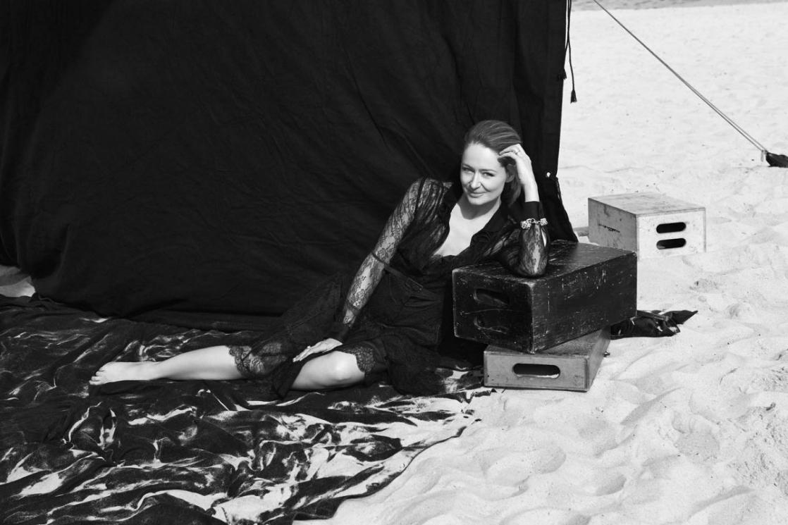 Miranda Otto Topless