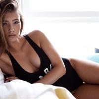 Lorena Rae in a bikini