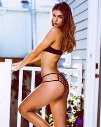 Carmella Rose in a bikini - ass