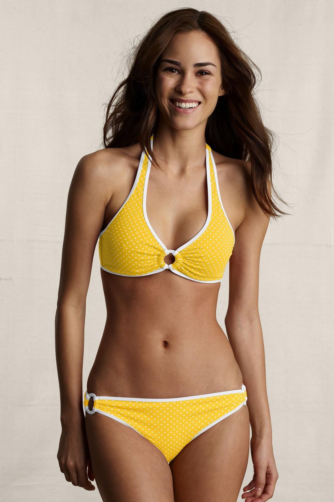 Gabriela Rabelo in a bikini