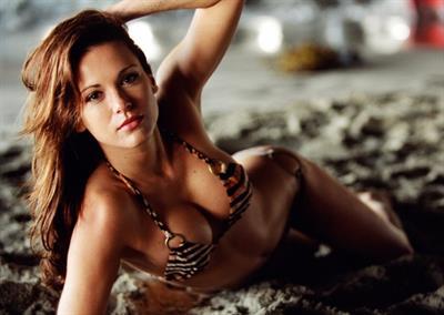 Danneel Harris in a bikini