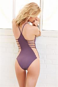Stella Maxwell in a bikini - ass