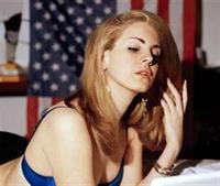 Lana Del Rey in a bikini