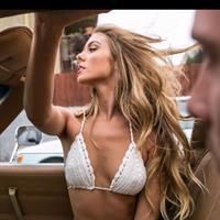 Carmella Rose in a bikini
