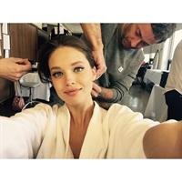 Emily DiDonato taking a selfie