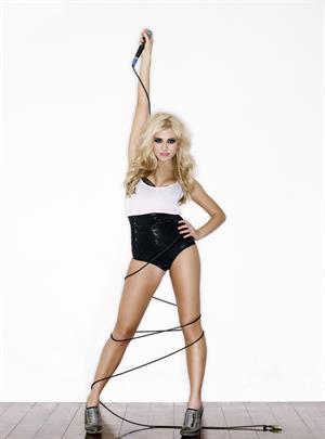 Pixie Lott FHM magazine photoshoot 2009
