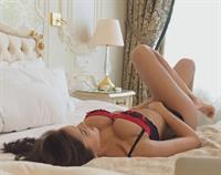 Viktoria Odintsova in lingerie