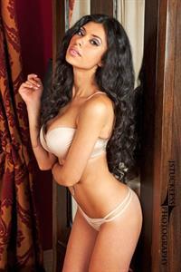 Margarita Giliadov in lingerie