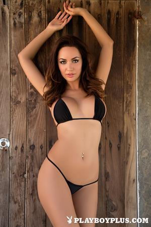 Playboy Cybergirl - Adrienn Levai Nude Photos & Videos at Playboy Plus!