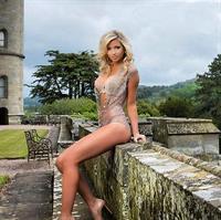 Whitney Cowart in a bikini