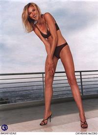Catherine McCord in a bikini