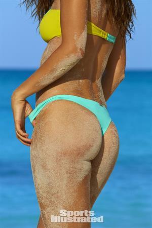 Lily Aldridge - Sports Illustrated Swimsuit 2016