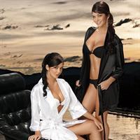 Camila Davalos in a bikini