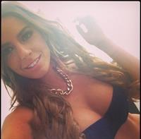 Alexa Varga taking a selfie
