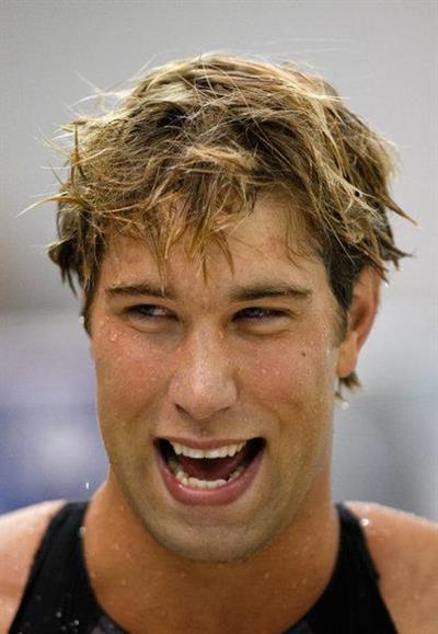 American Olympic Swimmer Matt Grevers
