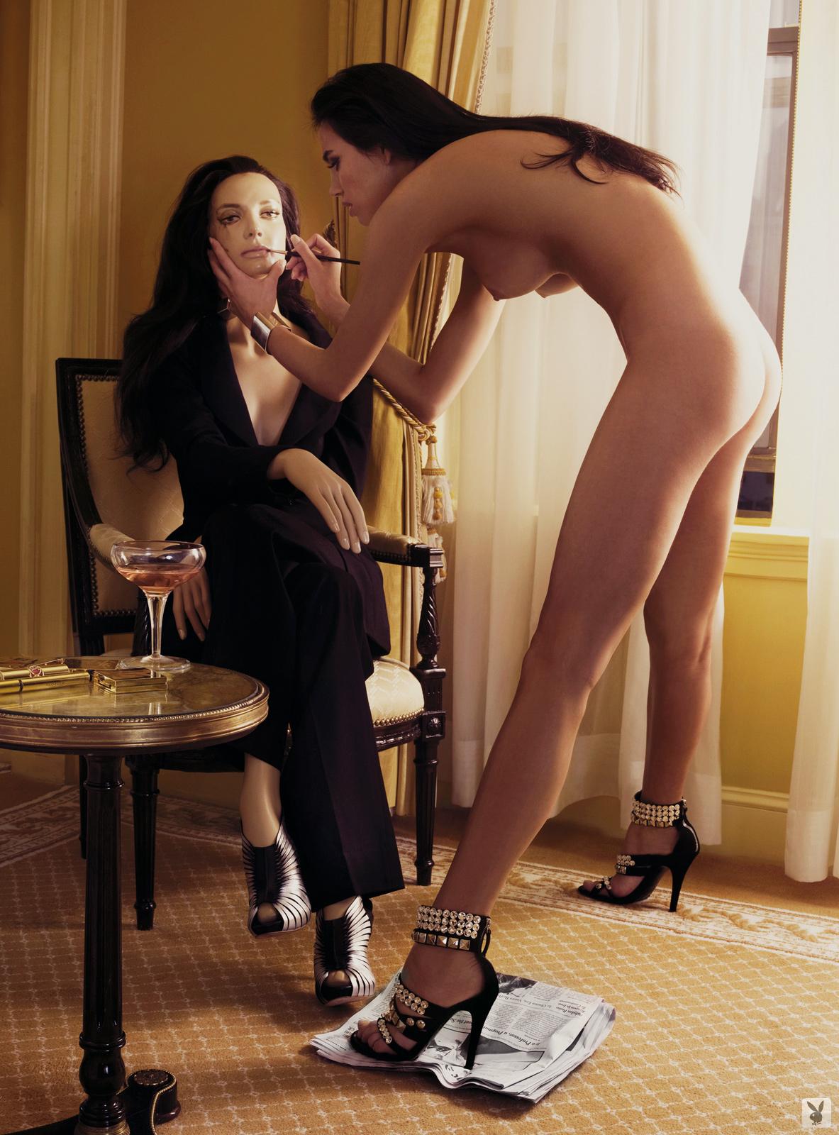 Alina Puscau - breasts