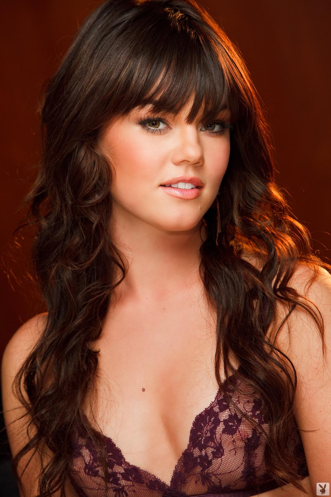 Allison Taylor in lingerie