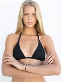 Abby Champion in a bikini