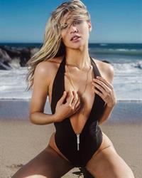 Josie Canseco in a bikini