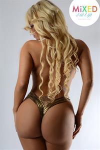 Jessica Kylie in a bikini - ass