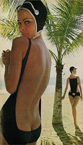 Babette March in a bikini - ass