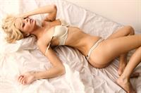 Kate Compton in lingerie