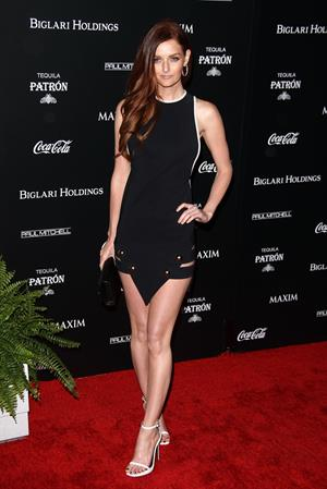 Lydia Hearst at Maxim's Hot 100 Women Of 2014 Celebration June 10th, 2014