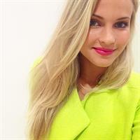 Emilie Voe Nereng taking a selfie